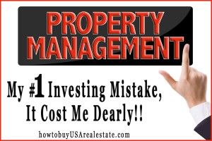 My #1 Investing Mistake, It Cost Me Dearly!!