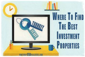 Where To Find The Best Investment Properties