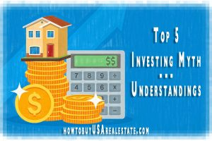 Top 5 Investing Myth-Understandings