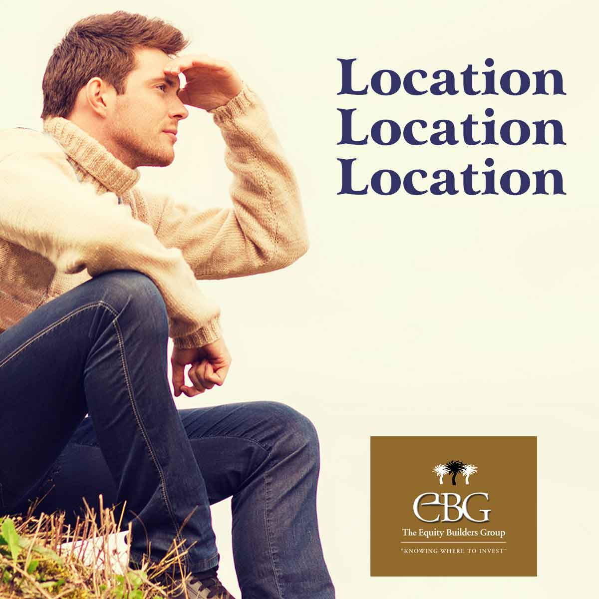 Real Estate Investing Is About Location, Location, Location - Equity Builders Group