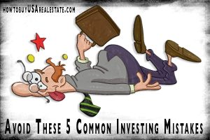 Avoid These 5 Common Investing Mistakes