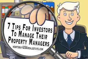 7 Tips For Investors To Manage Their Property Managers