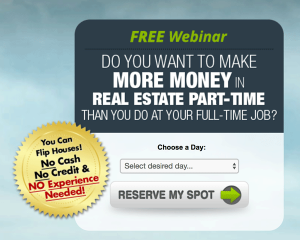 Real Estate Investing Webinar