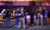 Video captures LEO helping colleague wounded in Vegas mass shooting - Click here to view videoThe video is a part of the latest release of public records from the mass shooting