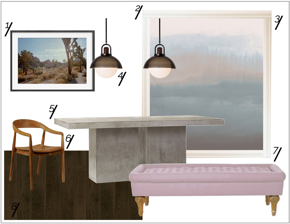 A Perfect Balance Dining Room Shopping Guide    xo, Ebright Design