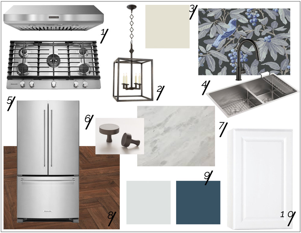 Classically Kitchen Shopping Guide  xo, Ebright Design