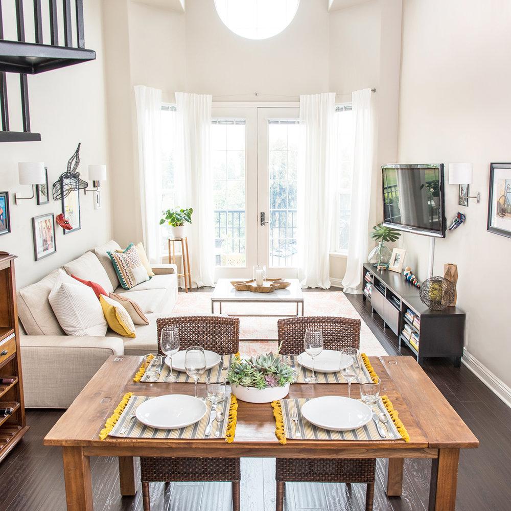 Residential Redesign // Beverly Boulevard