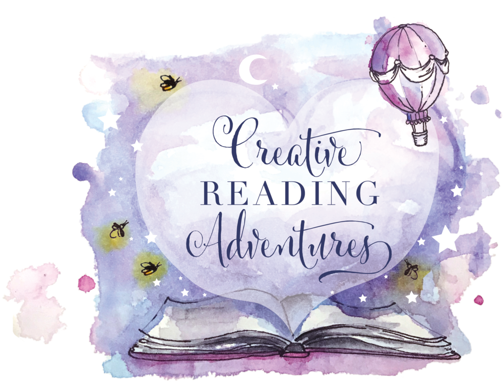 Creative Reading Adventures logo