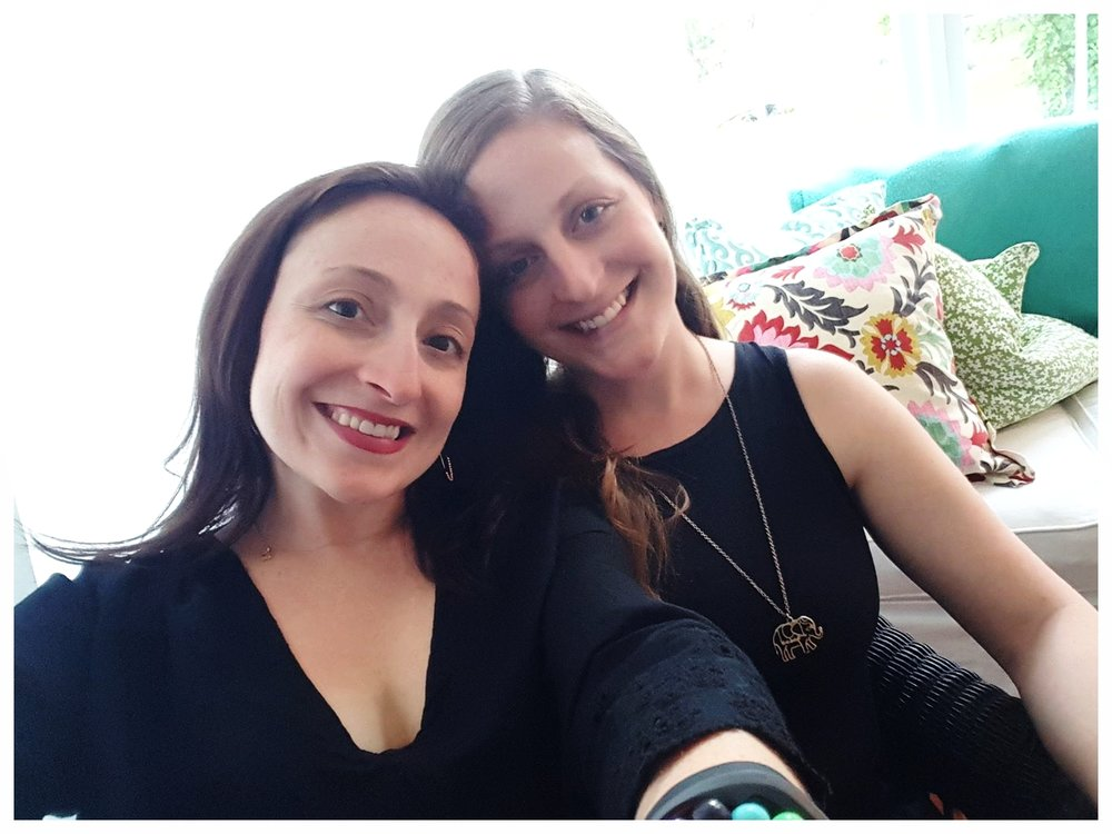 Prism Sisters - Katie & Colleen
