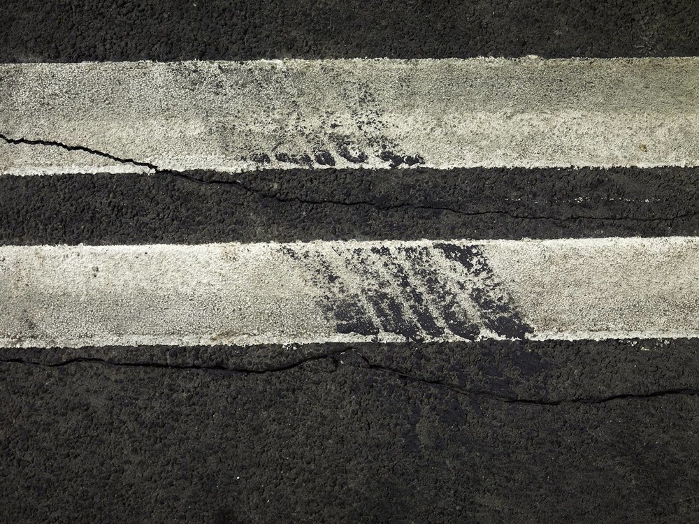 Surface No. 1 , 2012 (Detail)  122 cm x 244 cm x 7.5 cm