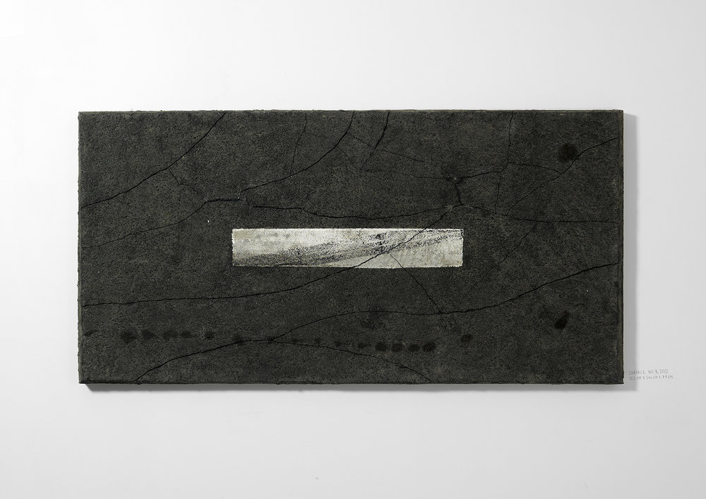 Surface No. 4 , 2012  122 cm x 244 cm x 7.5 cm