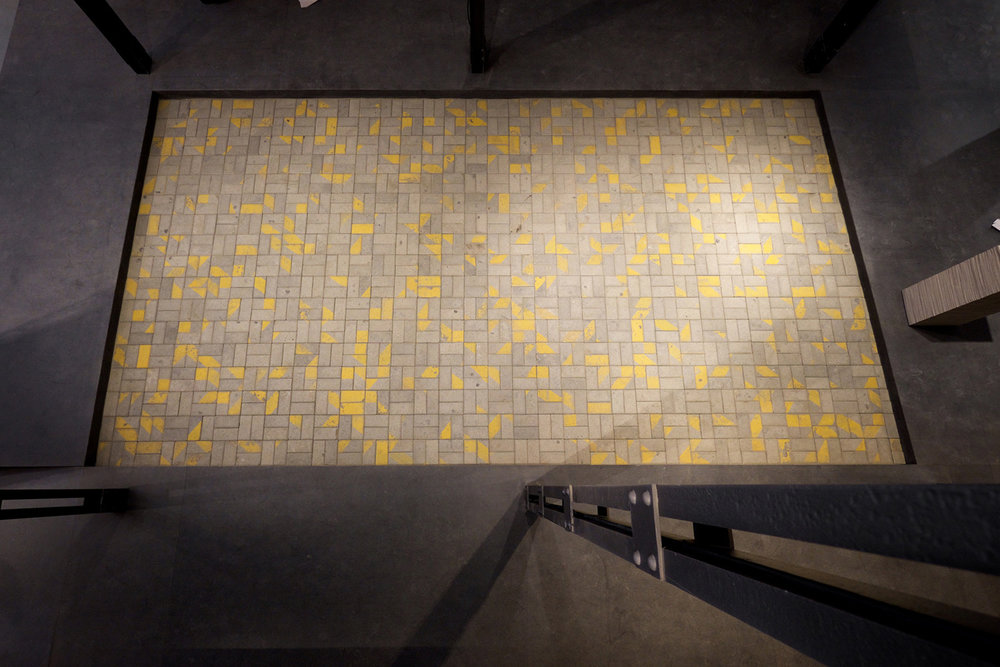 Installation view  National Pavilion UAE - la Biennale di Venezia, Venice 2017