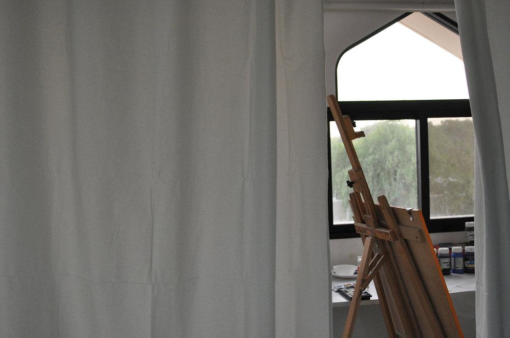 Private studio  Tashkeel, Dubai