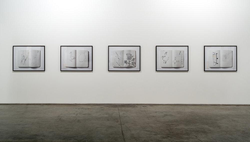 Installation View  Gallery Isabelle van den Eydne, Dubai