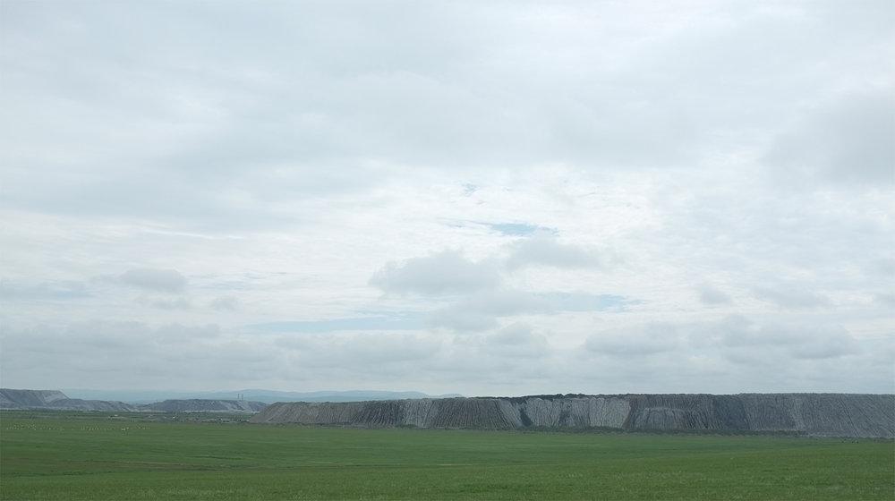 Chandgana Tal Coal Mine  Khentii Aimag, Mongolia