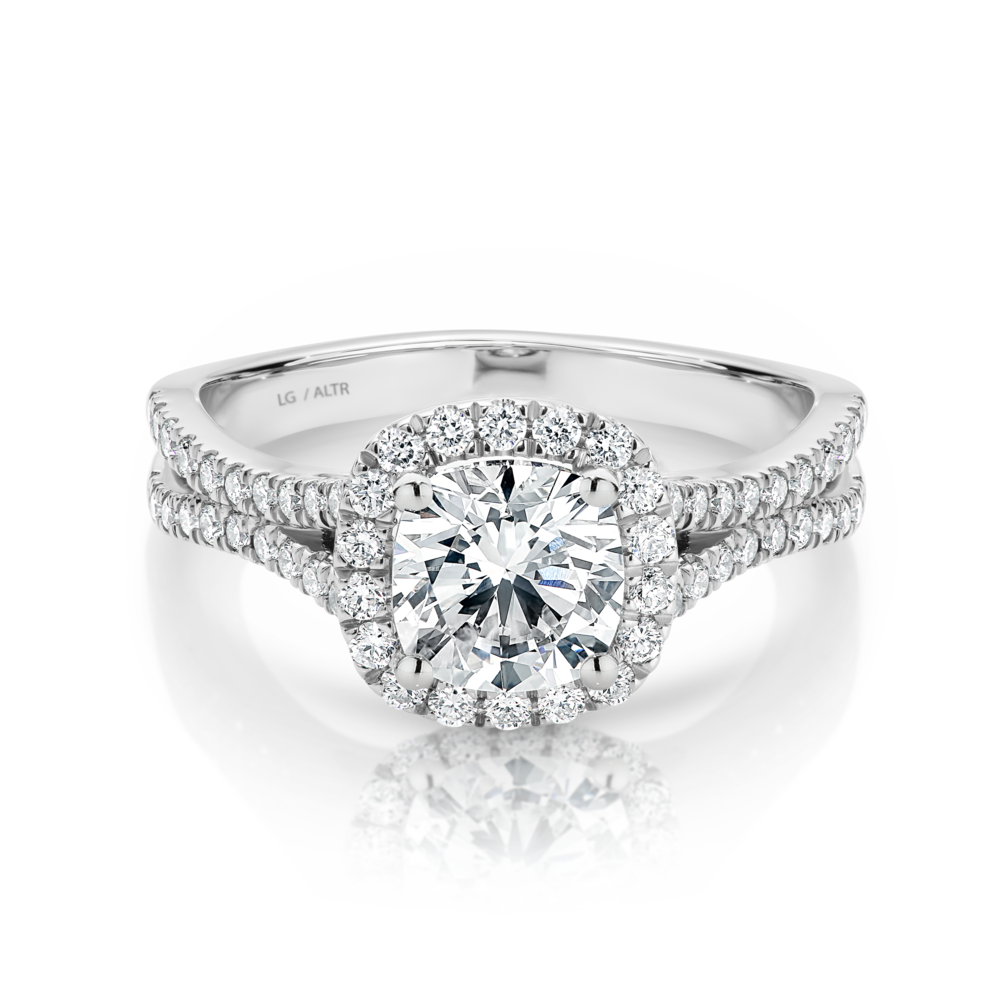 My Jewellery Shop Custom ALTR Created Diamond Ring