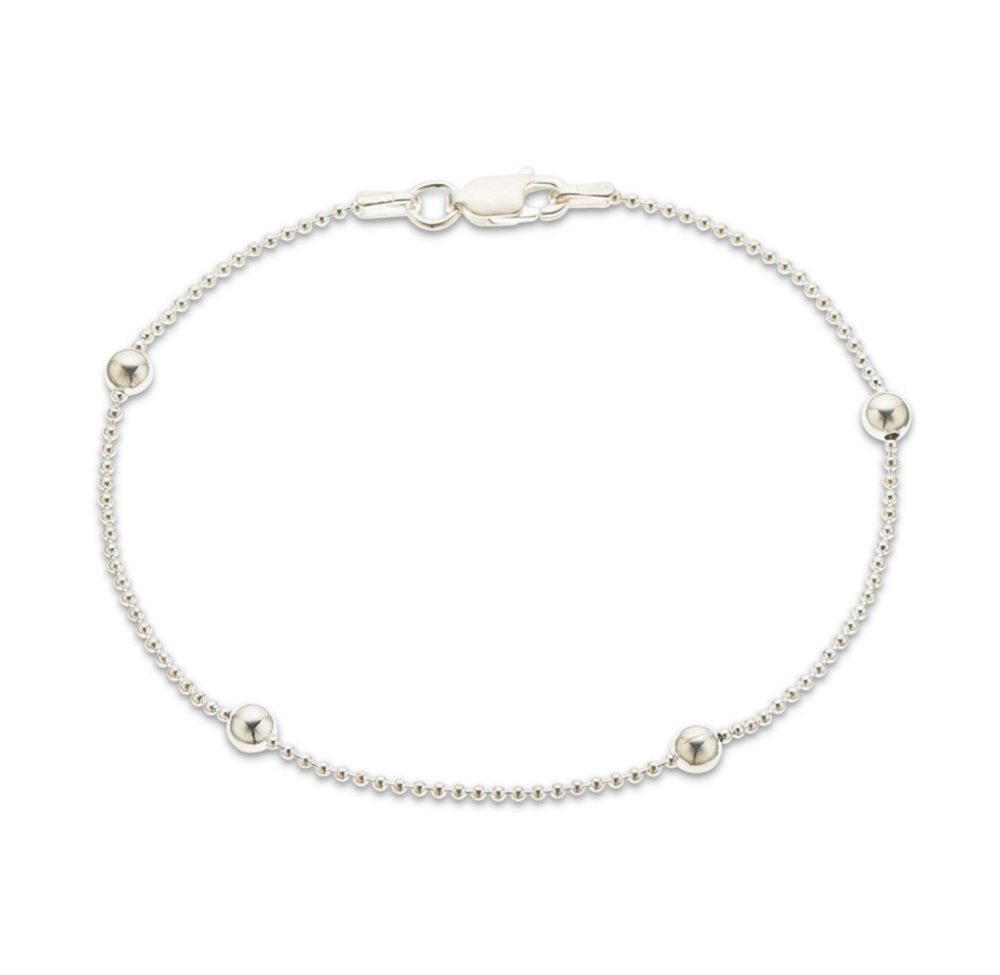 Palas Beaded Links Fine Bracelet - $27