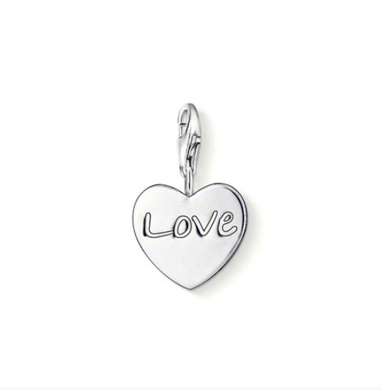 Thomas Sabo Heart Love Charm - $36.75