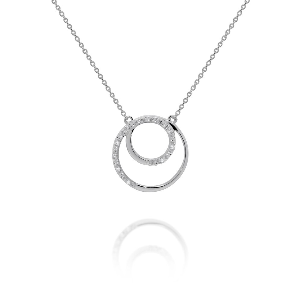 Swirl Necklace - $399