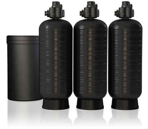 Commercial & Industrial Water Softener Systems - Kinetico's industrial-strength, non-electric commercial water softeners operate on actual water demand (high efficiency), lowering your maintenance costs and saving you salt, water, money and time.