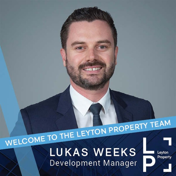 📣 A huge welcome to Lukas Weeks! 📣  Lukas joins Leyton Property as Development Manager after holding senior roles at international commercial real estate service firms JLL and Knight Frank. He'll be responsible for identifying and managing new development opportunities alongside the rest of the team.  #welcometotheteam #shoutout #leytonproperty