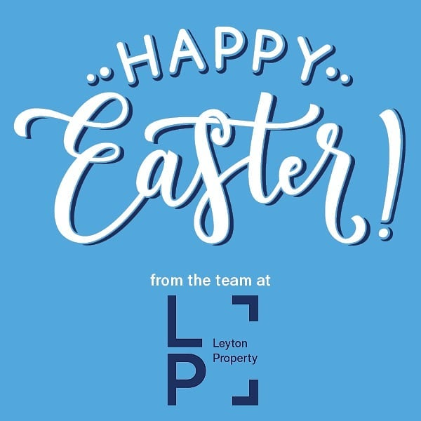 Happy Easter from the Leyton Property team! Hope you have a safe and happy long weekend 🐇🐣🍫 #easter #longweekend #drivesafe #holidays