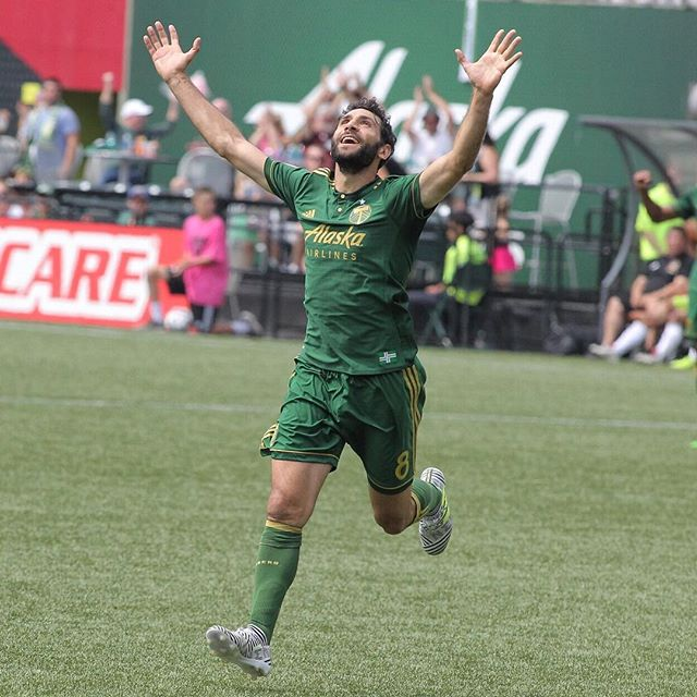 Excited for a new season; it's #MLS time again. #rctid