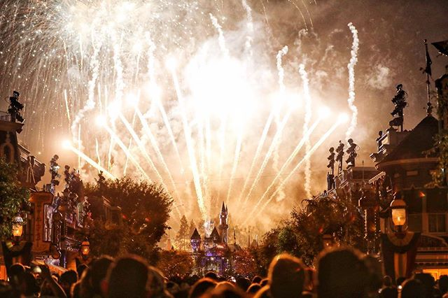 Together Forever Fireworks for #PixarFest at #Disneyland