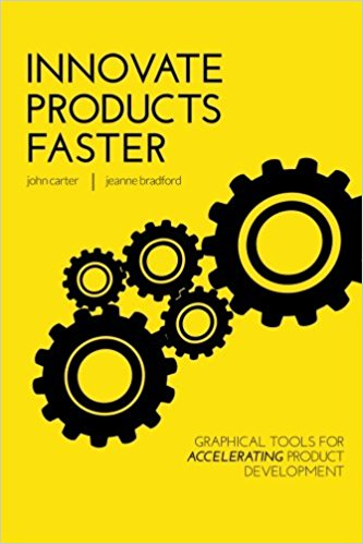 Innovate Products Faster - Graphical Tools for Accelerating Product DevelopmentThe prevailing view of innovation is wrong. The traditional view of product development is that there is a fundamental dilemma between innovation and time to market. You can have one or the other, but not both. However, this is not a physical law like Newton's law or the second law of thermodynamics, but rather a short-sighted view of management that likes to use the excuse