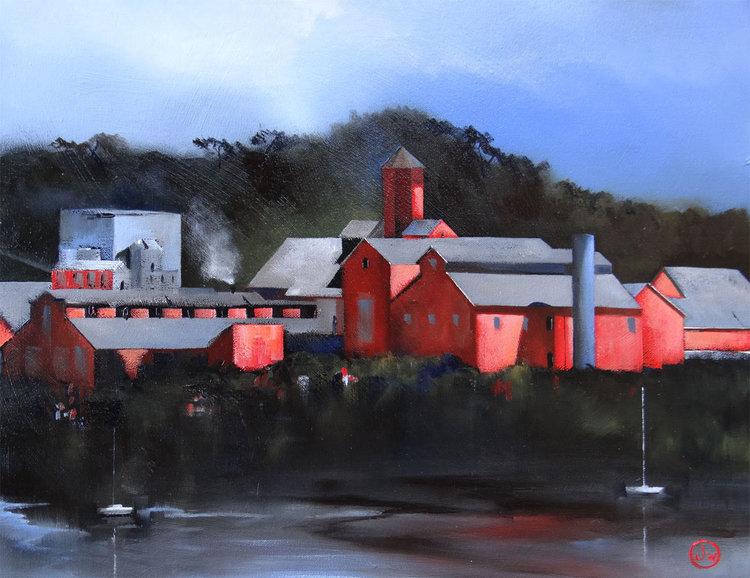 Chelsea Sugar Factory James Watkins
