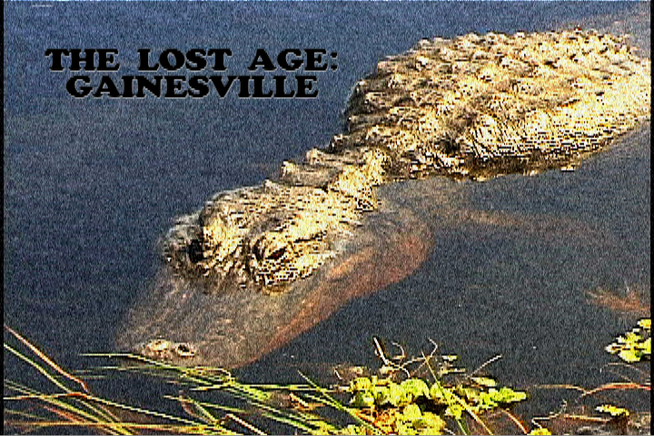 The Lost Age: Gainesville - Finally! A full on Gainesville video. There has not been a Gainesville skate video since Colin Read's first Mandible Claw Video 9 years ago. So here is it the 2018 Gainesville video with footage from 2009-2012.Click Image for video