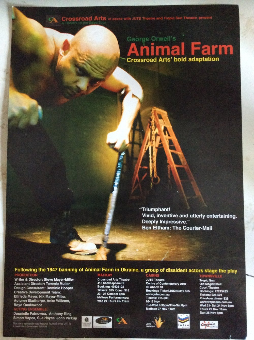 Animal Farm 2007
