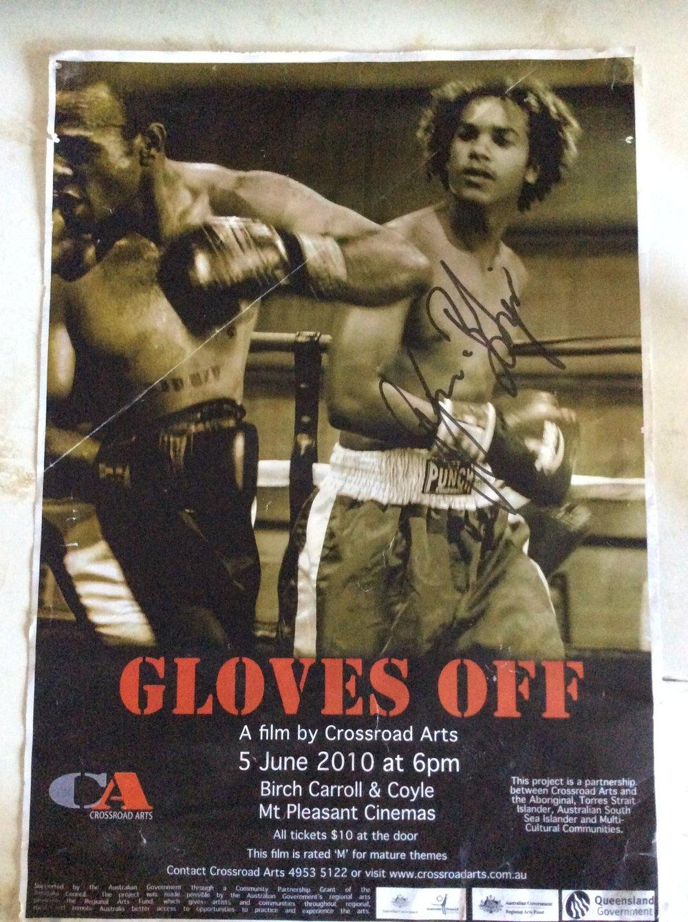 Gloves Off 2010