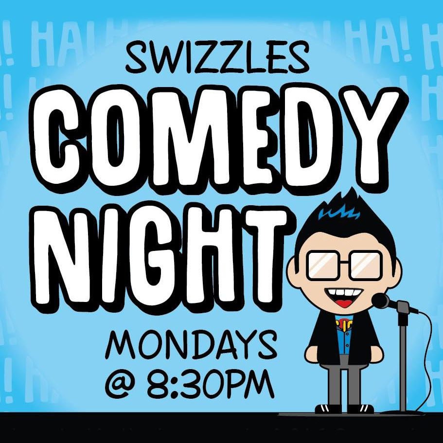Swizzles Monday Comedy Night