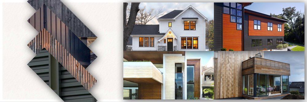 Siding Collage