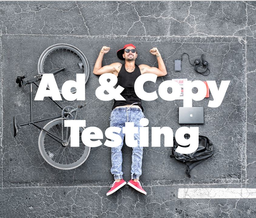 Ad & Copy Testing - A bad advertisement not only wastes money, it erodes your brand. By testing your ads before they hit digital or traditional channels, you can ensure that what you're putting in front of consumers resonates, reinforces your equity, and makes them want to buy.Even with a limited budget, ad testing is one of the best bangs for your buck, and provides insight on making the best use of your marketing budget.