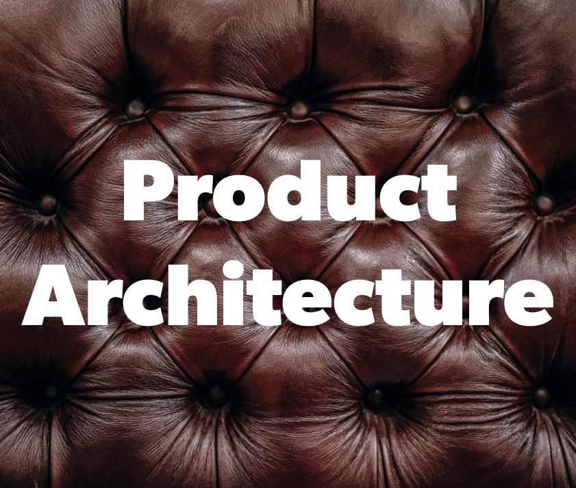 Architecture Studies - As you roll out new products, a cluttered ecosystem can lead to cannibalized sales. Through a series of tradeoffs and brand affiliation, we create product architectures and market maps that allow for each product to stand on its own, while sitting under a brand halo that maximizes sales.