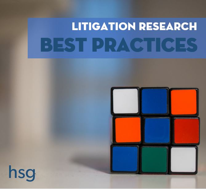 Download our white paper on litigation research best practices.  - With surveys used now more than ever in litigation, survey methodology becomes more scrutinized every day.  Download our white paper on crafting litigation research with lasting impact.