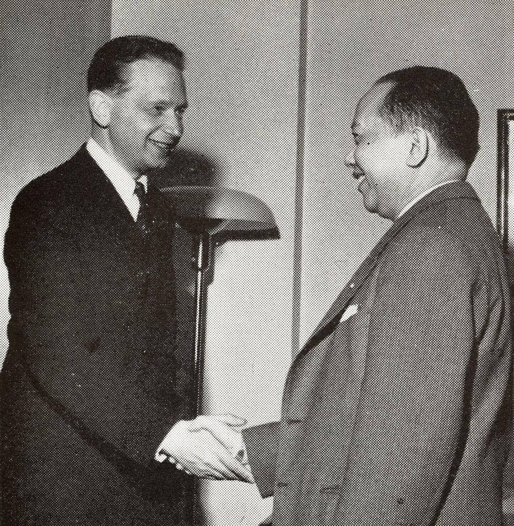 CPR and UN Sec Gen. Dag Hammarskjöld