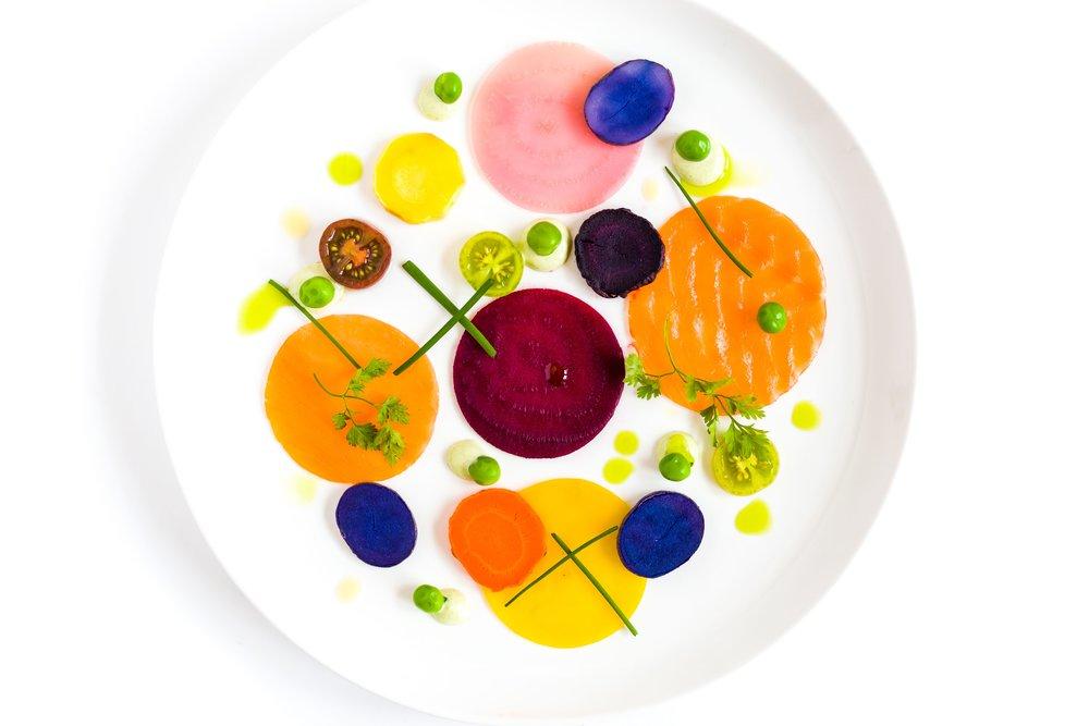 Polka Dot Carpaccio with Smoked Salmon-6.jpg