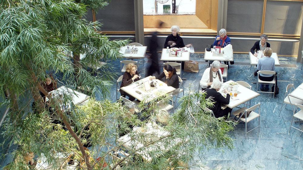 Garden Court Café