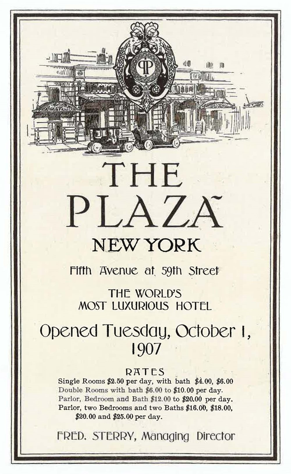 ©At The Plaza