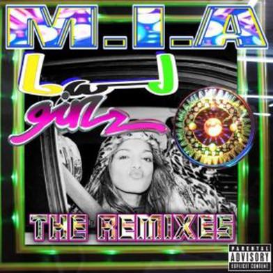M.I.A. - Bad Girls Remix
