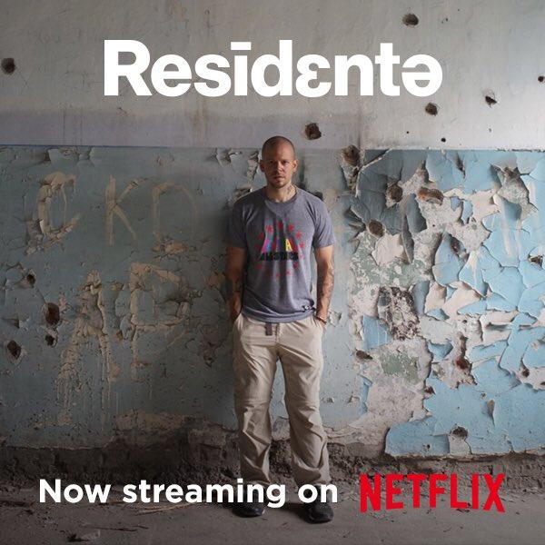 """Residente"" Documentary - Score / Sound Design"