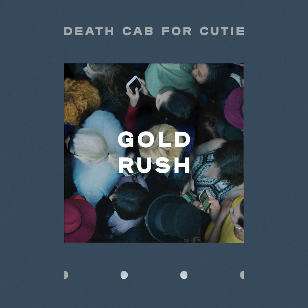 Death Cab For Cutie- Gold Rush (feat. Trooko) [Trooko Remix]