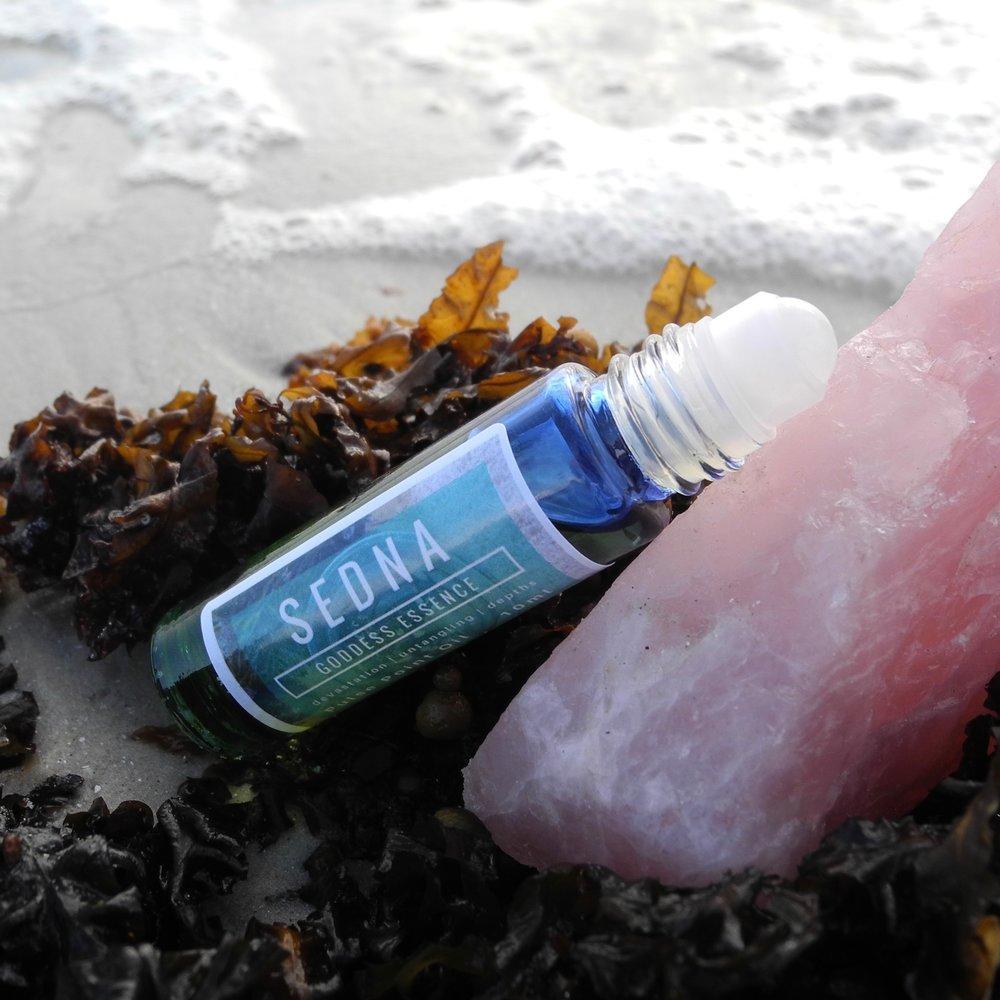 sea pulse point essential oil