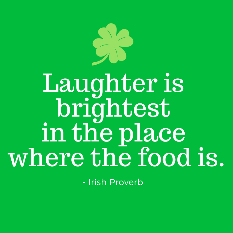Laughter is brightest in the place where the food is..png
