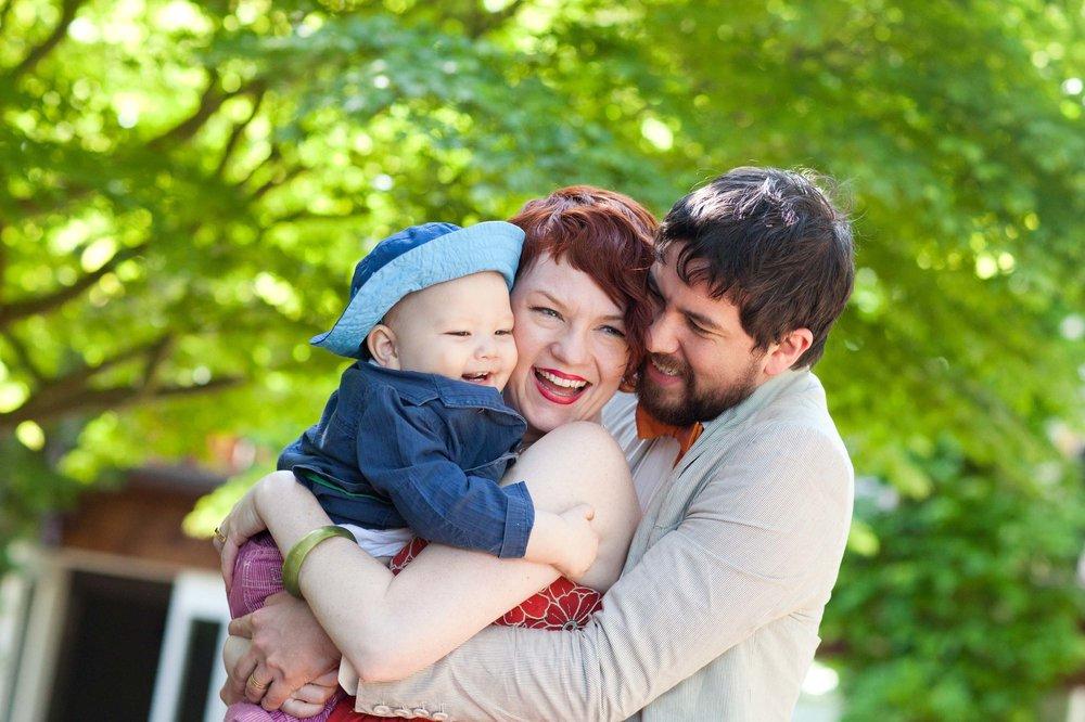Family Portraits -