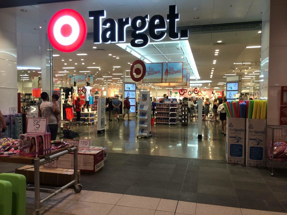 Target Stores - Multiple contracts across Australia