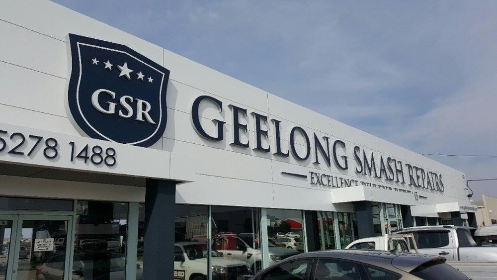 Geelong Smash Repairs -